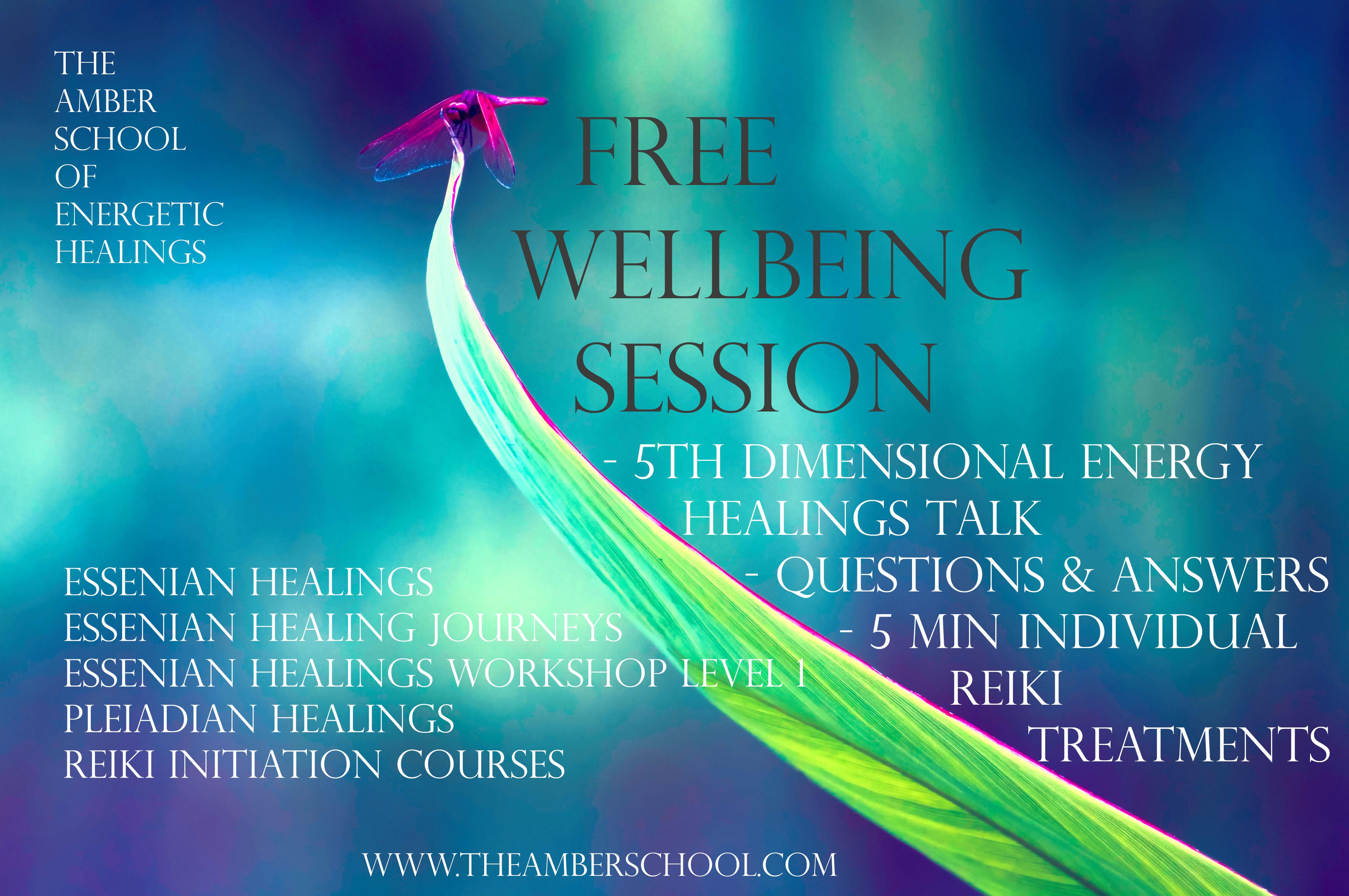 Energy Healing Treatments and Courses - Essenian Healings